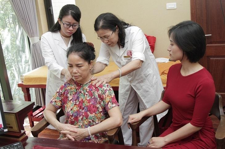 Bệnh nhân tin tưởng lựa chọn Nhất Nam Y Viện là địa chỉ tin cậy trong chăm sóc sức khỏe và điều trị bệnh