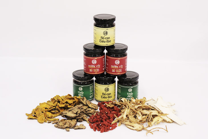 Bài thuốc Nhất Nam Cốt Vương Thang là sự kết hợp của 3 bài thuốc nhỏ