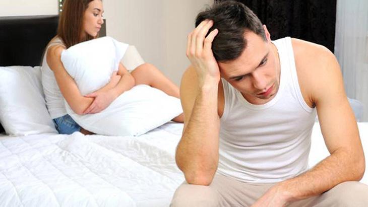 Xuất tinh sớm khiến nam giới tự ti trước bạn tình