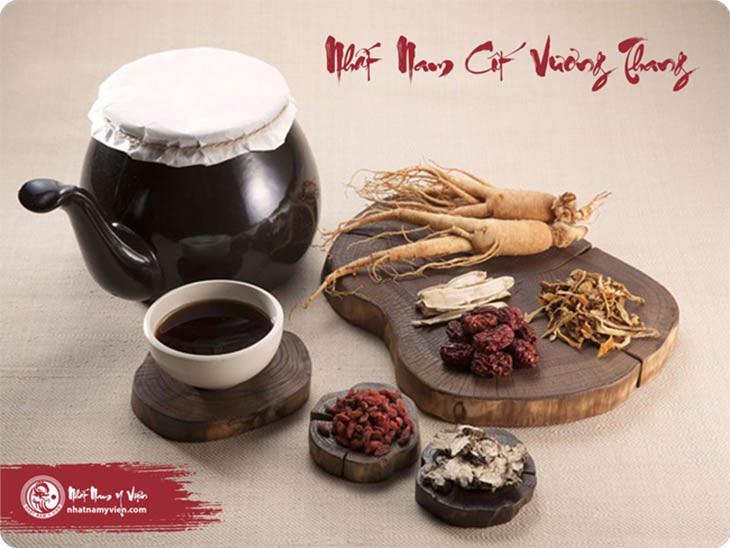 Bài thuốc Nhất Nam Cốt Vương Thang