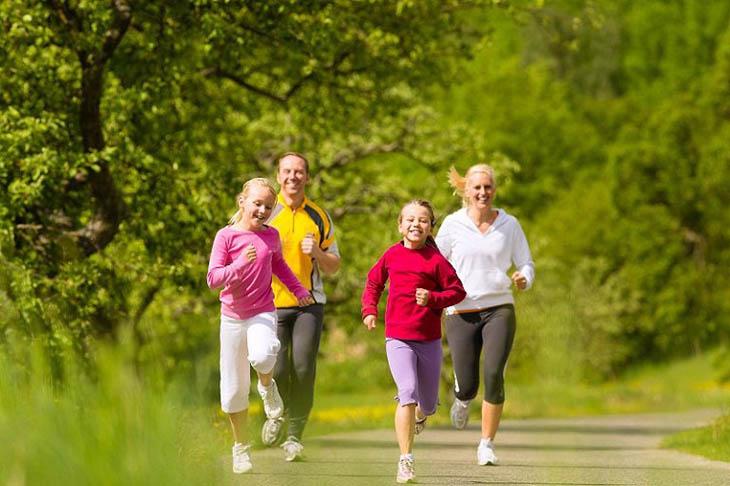 Cần tăng cường luyện tập thể dục để có một hệ xương khớp khỏe mạnh