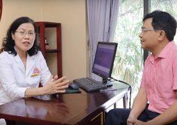 TS.BS Nguyễn Thị Vân Anh lý giải cơ chế hình thành viêm nhiễm HP dạ dày và cách điều trị tận gốc dưới góc nhìn Đông y