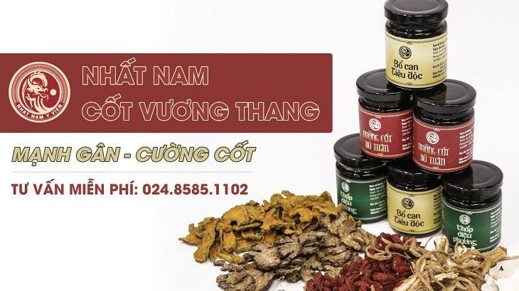 Bài thuốc chữa xương khớp bí truyền từ Thái Y Viện triều Nguyễn