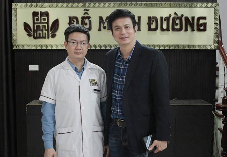 Diễn viên Lê Bá Anh chữa suy giảm ham muốn tại Đỗ Minh Đường