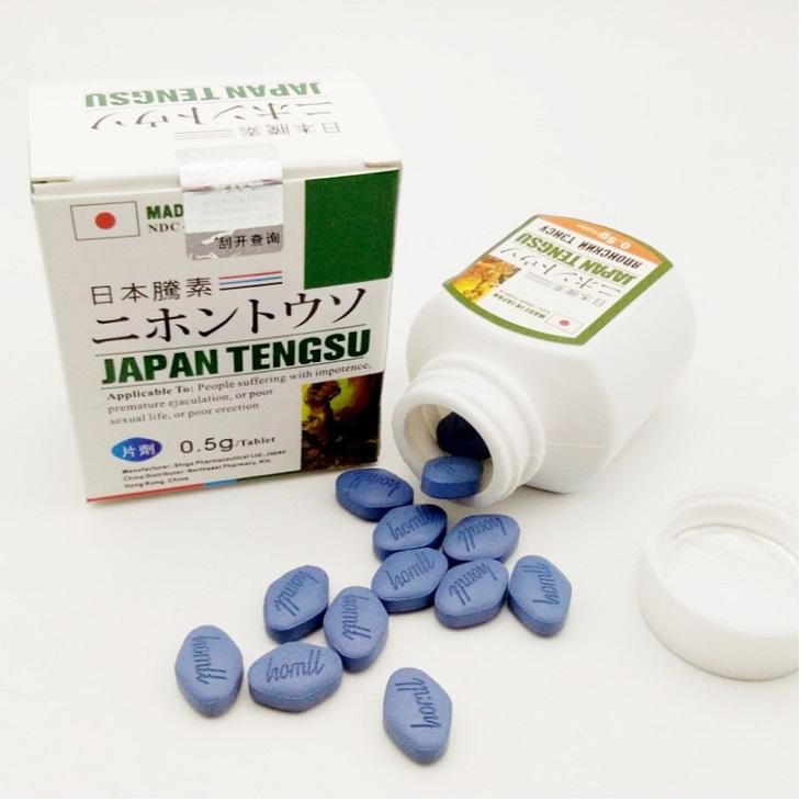 Japan Tengsu - Sản phẩm trị xuất tinh sớm Nhật Bản được quý ông tin dùng