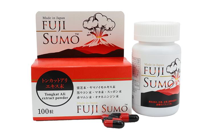 Fuji Sumo - Viên uống trị xuất tinh sớm Nhật Bản giúp kéo dài cuộc yêu