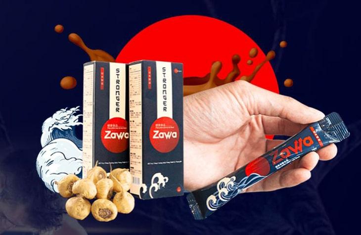 Zawa - Nước uống hỗ trợ sinh lý nam của Nhật Bản