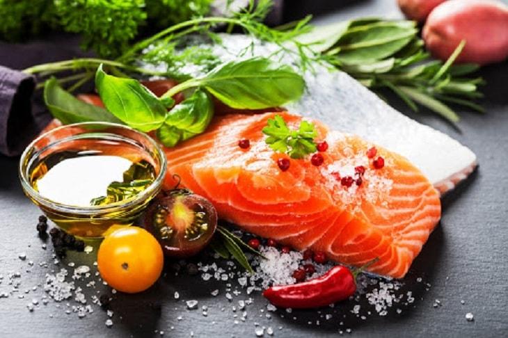 Hãy bổ sung các loại cá nước lạnh để cải thiện sức khỏe tim mạch và tăng cường thời gian yêu