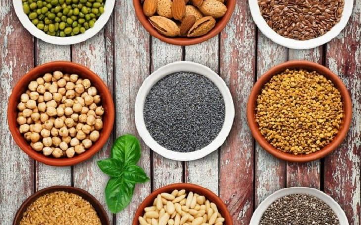 Ngũ cốc và các loại hạt, thực phẩm vàng giúp cải thiện sức khỏe tim mạch và ngăn chặn mãn dục sớm ở nam giới