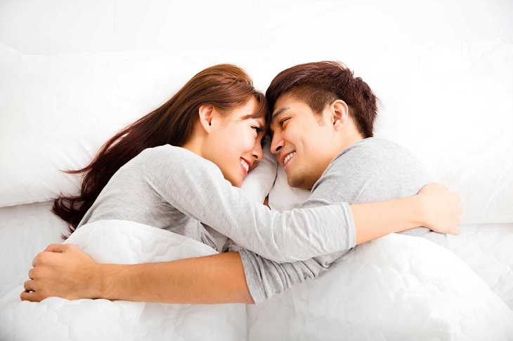 Hãy cảm thông chia sẻ cùng chồng khi anh ấy bị xuất tinh sớm