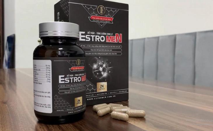 Thuốc điều trị xuất tinh sớm Estromen