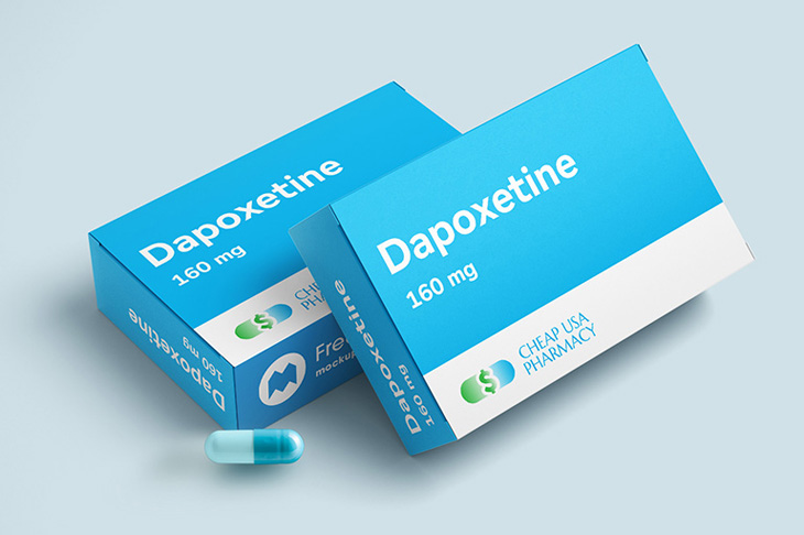 Thuốc chữa xuất tinh sớm Dapoxetin