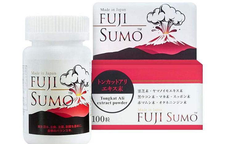 Fuji Sumo là dòng thực phẩm chức năng đến từ Nhật Bản và giúp điều trị xuất tinh sớm, tăng cường chức năng sinh lý hiệu quả