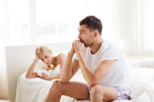 Xuất tinh sớm gây ra những ảnh hưởng không nhỏ đến hạnh phúc gia đình