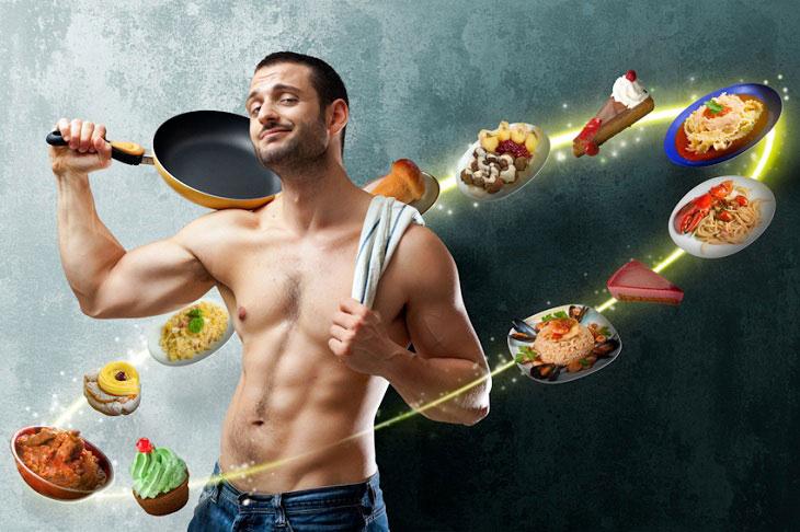 Ăn uống khoa học cũng là cách chữa xuất tinh sớm hiệu quả tại nhà cho nam giới