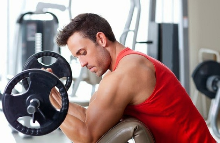 Gym là bài tập tăng cường cơ bắp và ham muốn tính dục cho nam giới