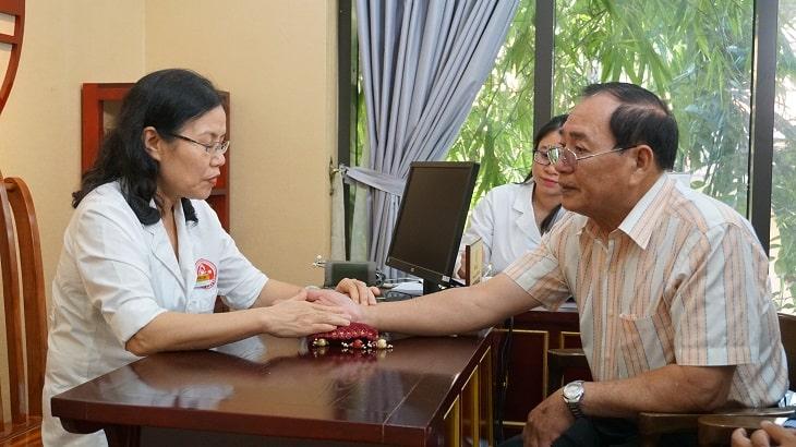 Nhất Nam Trường Thọ Vạn Niên - gói dịch vụ chăm sóc sức khỏe toàn diện, điều trị đa bệnh