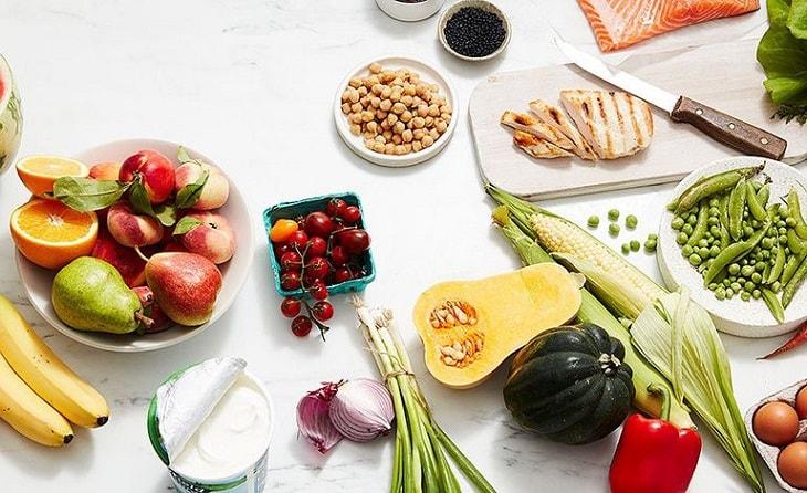 Ăn đủ chất, điều độ để có một sức khỏe tốt và cải thiện chất lượng tinh trùng