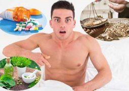 Cách chữa di tinh ở nam giới