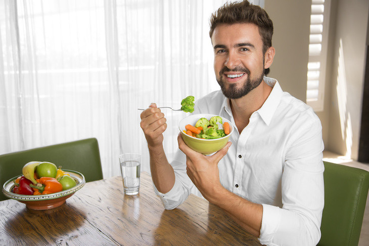 Thay đổi chế độ dinh dưỡng mỗi ngày