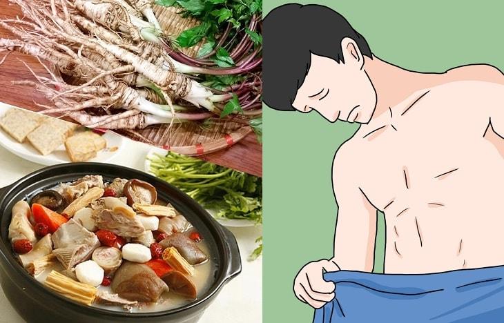 Mộng tinh ăn gì là vấn đề được nhiều nam giới quan tâm