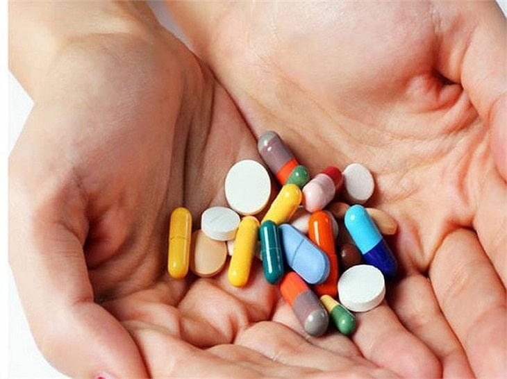 Thuốc kháng sinh chữa viêm nhiễm đường sinh dục