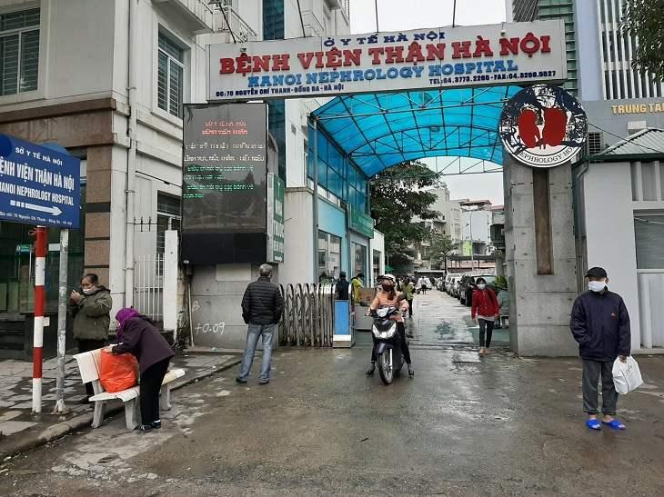 Bệnh viện thận Hà Nội là đơn vị thăm khám, điều trị các bệnh lý về thận, tiết niệu, nam khoa hàng đầu cả nước