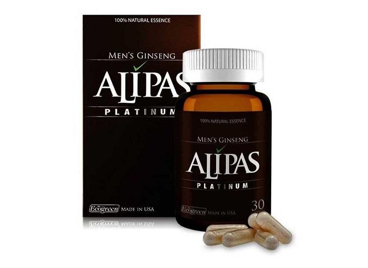 Sâm Alipas thúc đẩy sản sinh Testosterone giúp cải thiện chức năng sinh lý nam giới hiệu quả