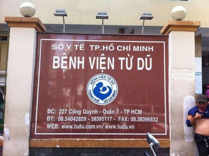 Bệnh viện Từ Dũ chuyên điều trị xuất tinh sớm, yếu sinh lý nam giới ở Sài Gòn