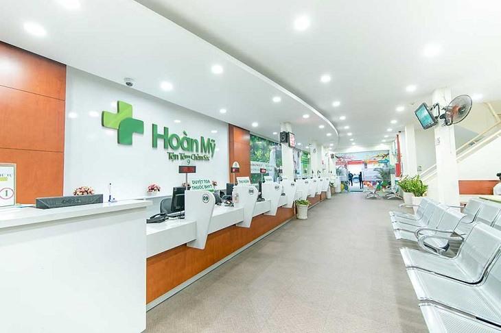 Bệnh viện Hoàn Mỹ được đánh giá cao nhờ quy mô lớn, cơ sở vật chất hiện đại, kỹ thuật khám chữa bệnh tiên tiến