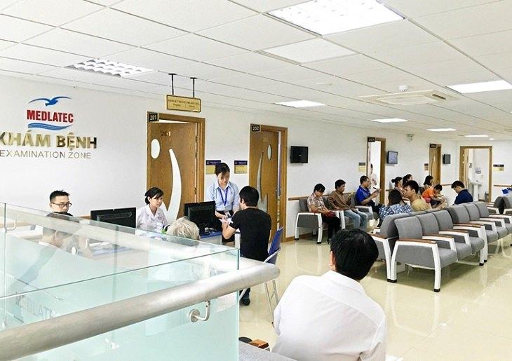 Phòng khám MEDLATEC luôn minh bạch trong chi phí điều trị