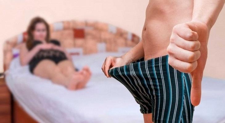 Phòng tránh là cách tốt nhất để nam giới không phải chịu những ảnh hưởng từ phía liệt dương tạm thời