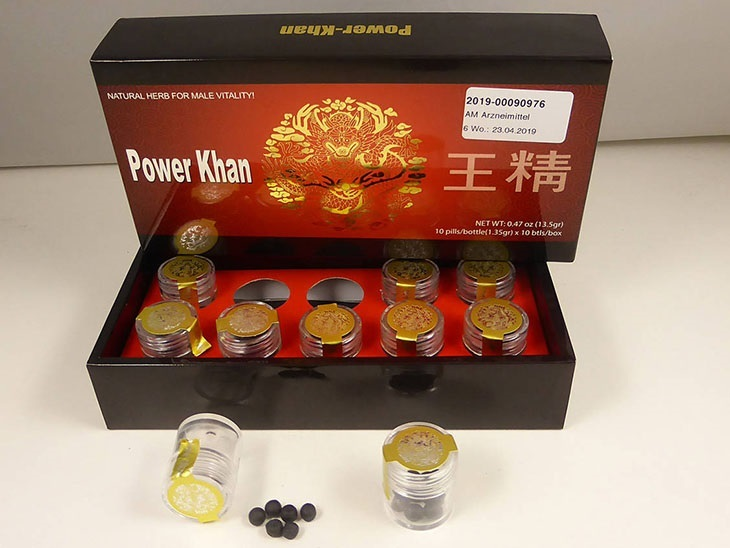 Sản phẩm Power Khan Hàn Quốc giúp cải thiện chất lượng đời sống tình dục hiệu quả