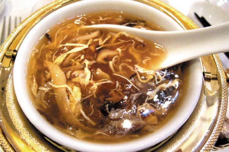 Cháo hải sâm là món ăn bổ dưỡng cho nam giới bị di tinh