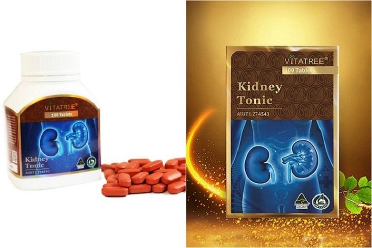 Vitatree Kidney Tonic là sản phẩm của Úc được nhiều chuyên gia đánh giá cao