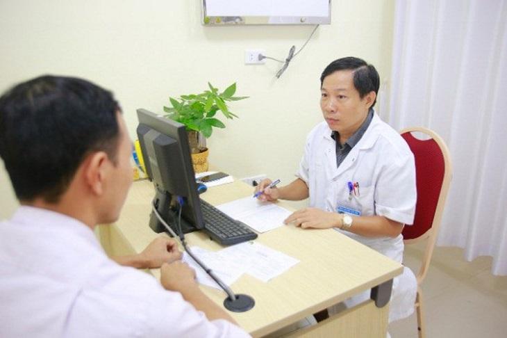 PGS. TS. Bác sĩ Nguyễn Quang