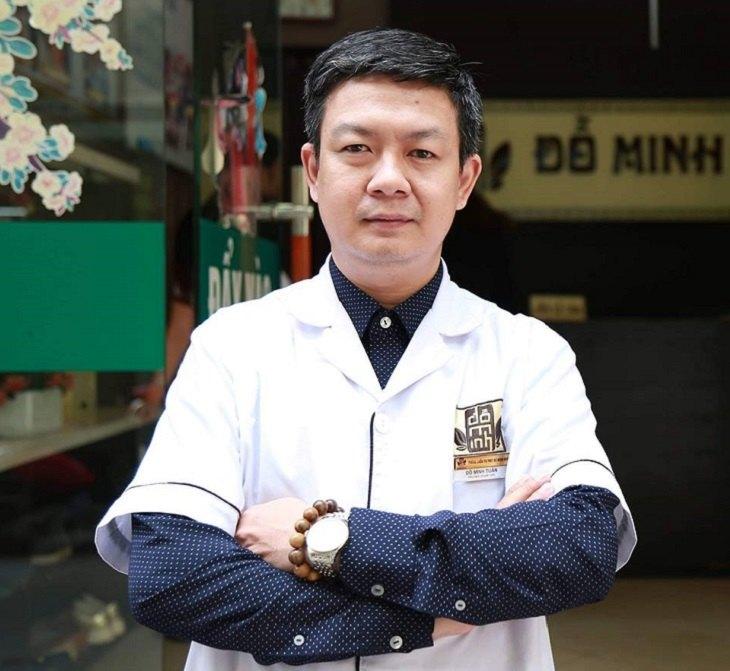 Bác sĩ chữa liệt dương giỏi - Lương y Đỗ Minh Tuấn