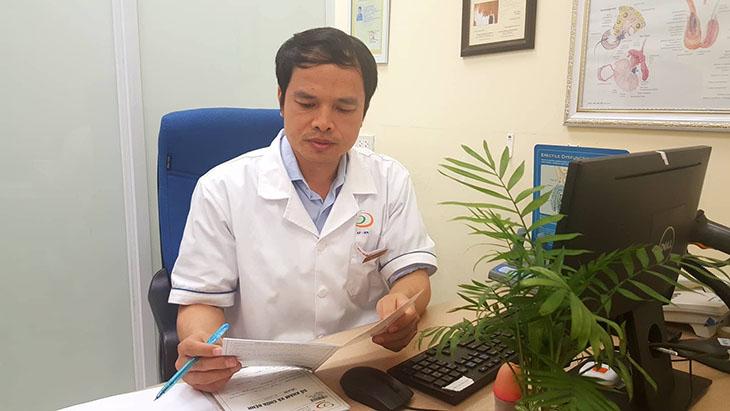 Bác sĩ chữa liệt dương Nguyễn Bá Hưng