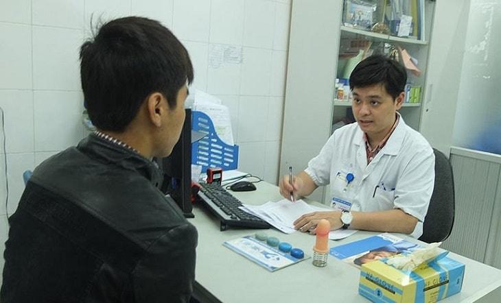 Bác sĩ chữa yếu sinh lý Trịnh Hoàng Giang
