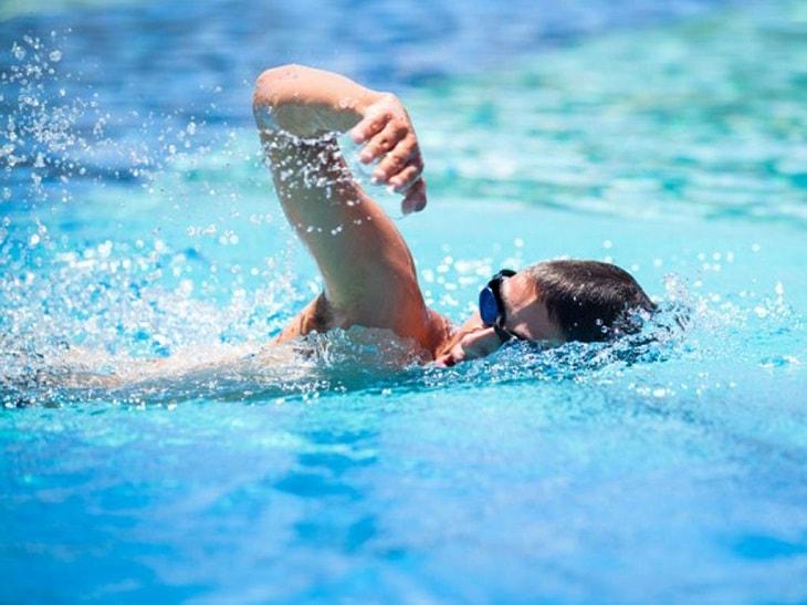 Bơi lội giúp nam giới tăng cường sinh lực