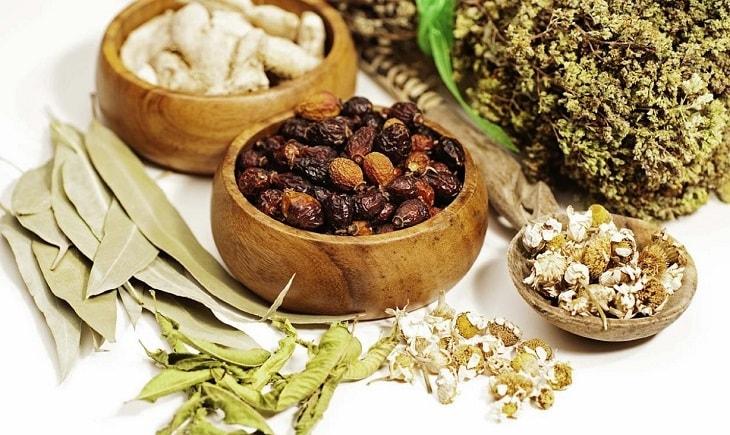Bài thuốc chữa bằng Đông y