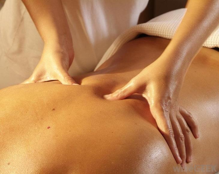 Cách bấm huyệt thắt lưng