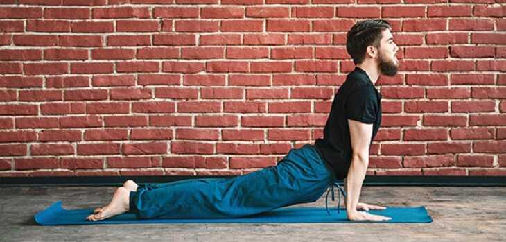 Bài tập yoga giúp chữa các vấn đề về sinh lý nam rất hiệu quả