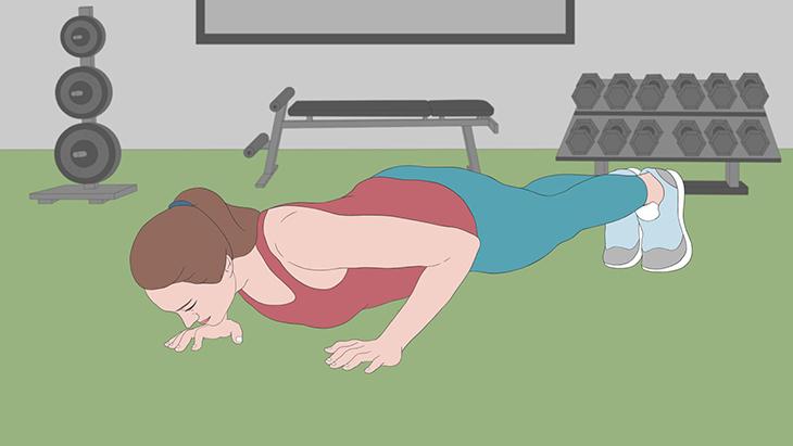 Việc vận động mạnh cũng có thể khiến bạn gái bị mất màng trinh