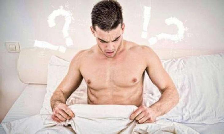 Chị em có thể nhận biết chồng yếu sinh lý nhờ biểu hiện rối loạn cương dương