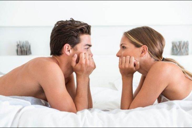 Tình yêu chính là cùng nhau chia sẻ, chị em hãy nói ra tâm sự thầm kín về vấn đề tình dục với chống