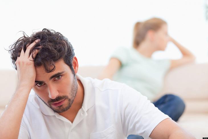 Chồng xuất tinh sớm có thể ảnh hưởng rất lớn đến hạnh phúc gia đình
