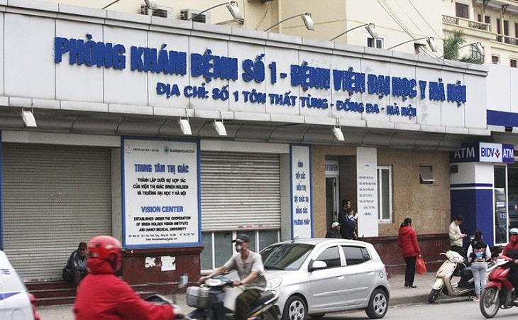 Chữa liệt dương ở đâu? Bệnh viện Đại học Y Hà Nội