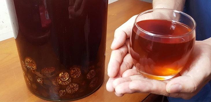 Rượu ngâm chuối có tác dụng cải thiện tình trạng xuất tinh sớm ở nam giới hiệu quả