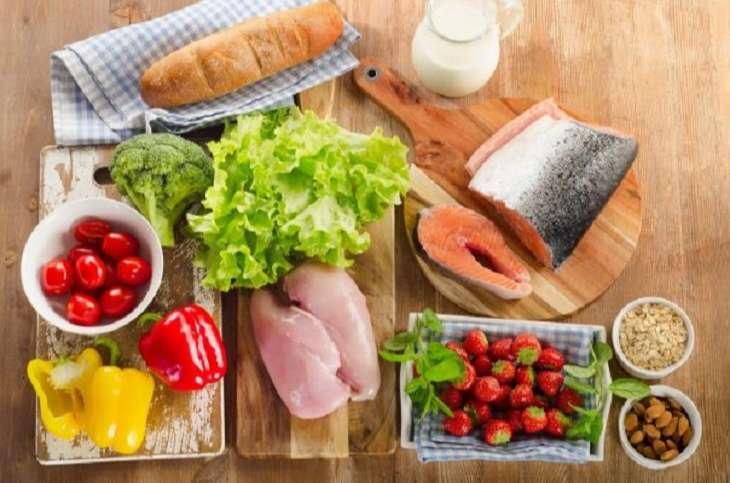 Ăn uống đủ chất giúp bạn có cơ thể khỏe mạnh và hạn chế nguy cơ yếu sinh lý